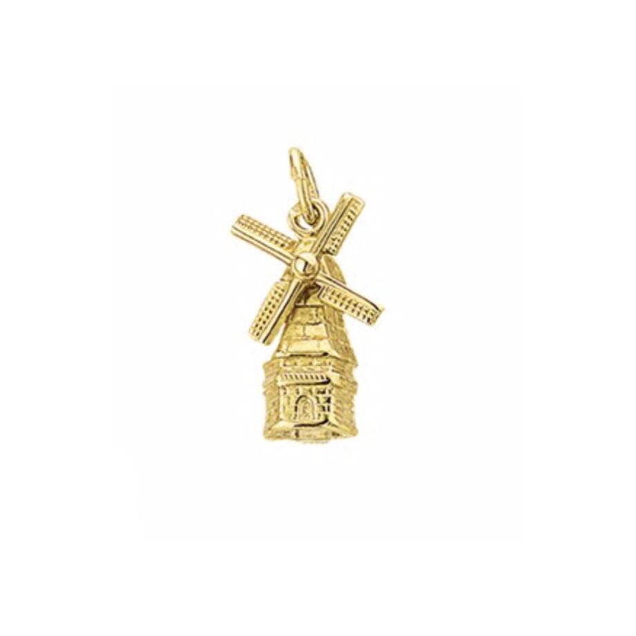 gold windmill